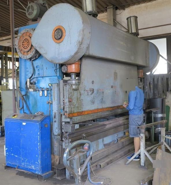 Strojarne Piesok strojárne Piesok LOD 200 200 T