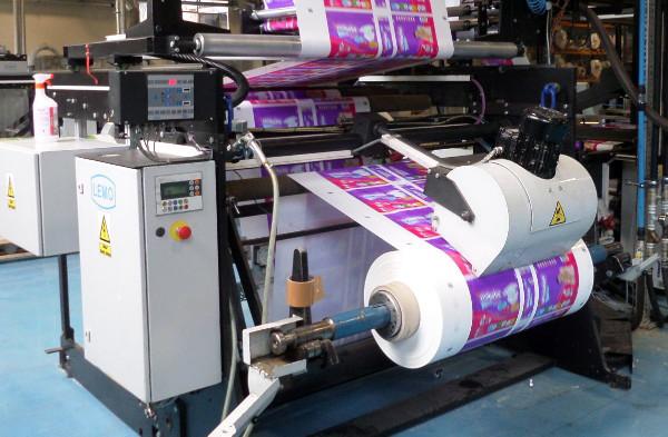 Lemo INTERMAT ST N 600 Bag Making Machine