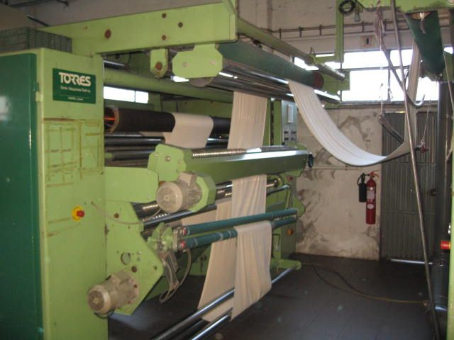 2 Torres P-131/92 2.200 mm 1 group of two raising machines TORRES