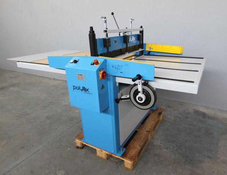 Polytex ZP (Zigzag cutting) Pinking machine