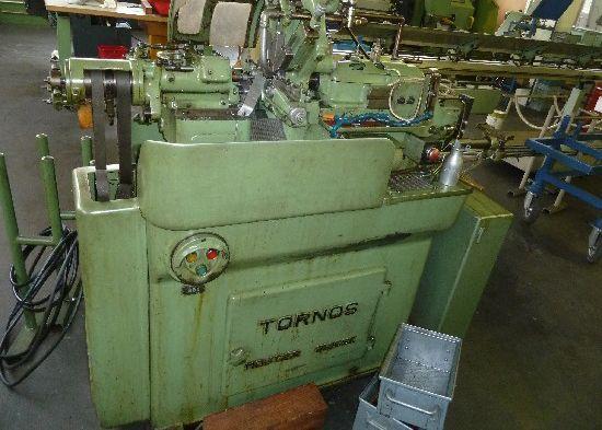 Tornos Turning Automatic Lathe - swiss lathe Max. 8835 U/min R10 2 Axis