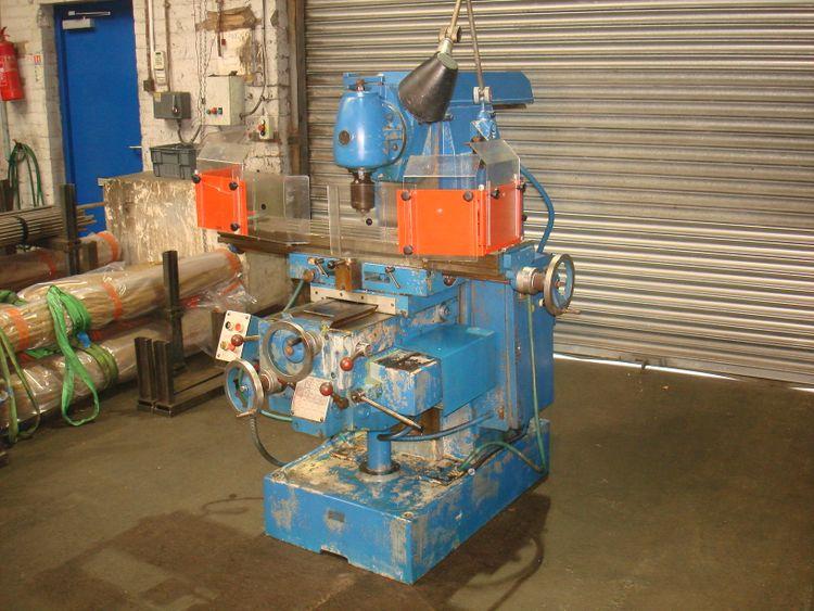 Ajax No.1 Universal Mill 1500 rpm