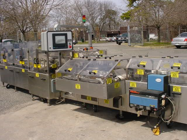 MGS HCM-750, HORIZONTAL CONTINUOUS MOTION CARTONER