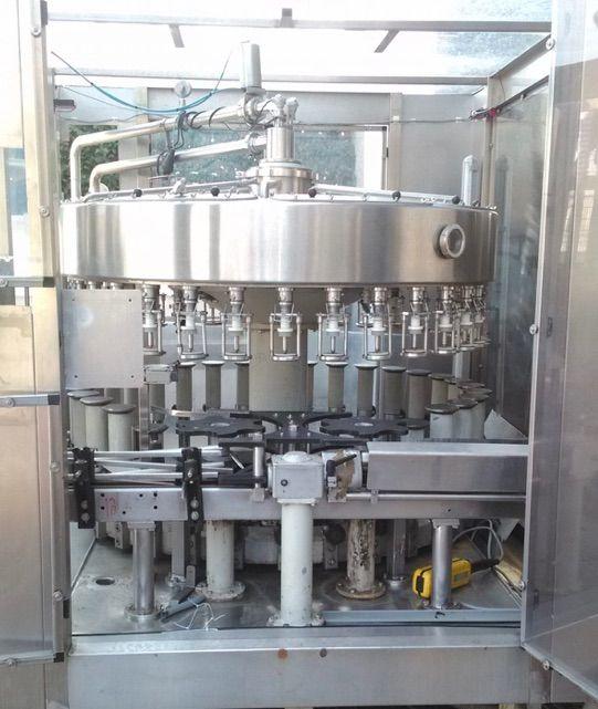 Cobert Olimpia 40  Filling Machine