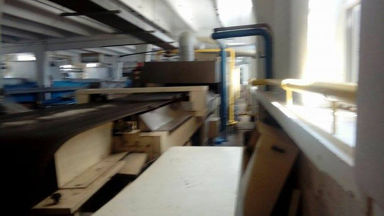 Imaforni 98 Complete line include automatic machines of Swiss Rolls and Cake Bar