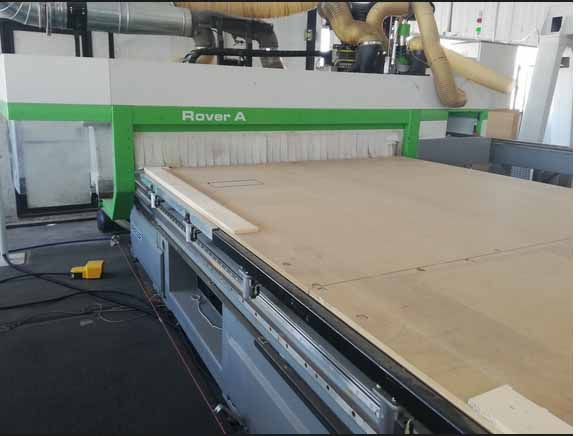Biesse Rover A G FT 5 Assi 4 axes