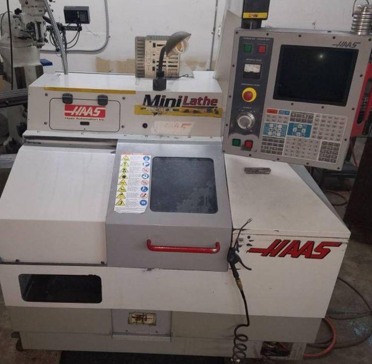 Haas HAAS CNC CONTROL Max. 6000 rpm MINI 2 Axis