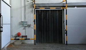 Alfa Laval Cold Storage with Freezing Capacity