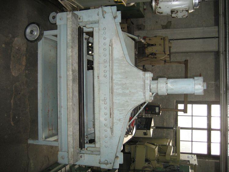Rudolf Trommelschlager Forst HRP 498.10, hydraulic press brake