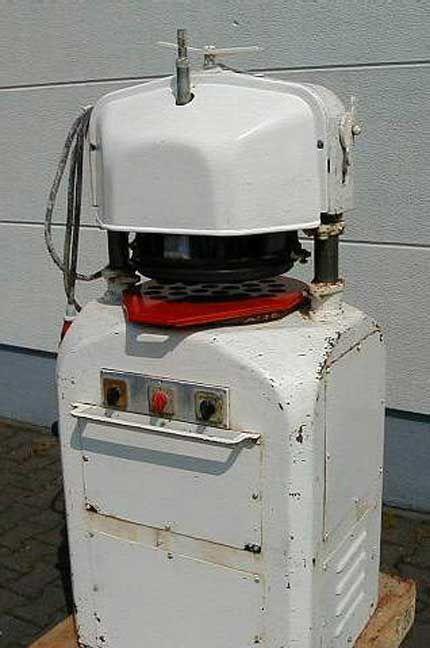 Erika II full automatic divider + rounder