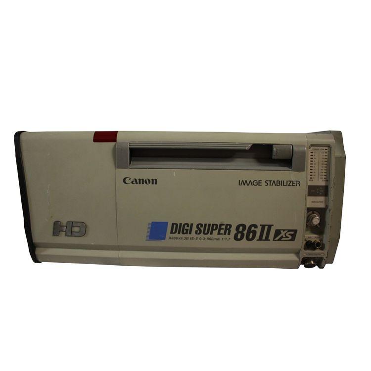 Canon XJ86x9.3BIE2-IESD MkII Lens