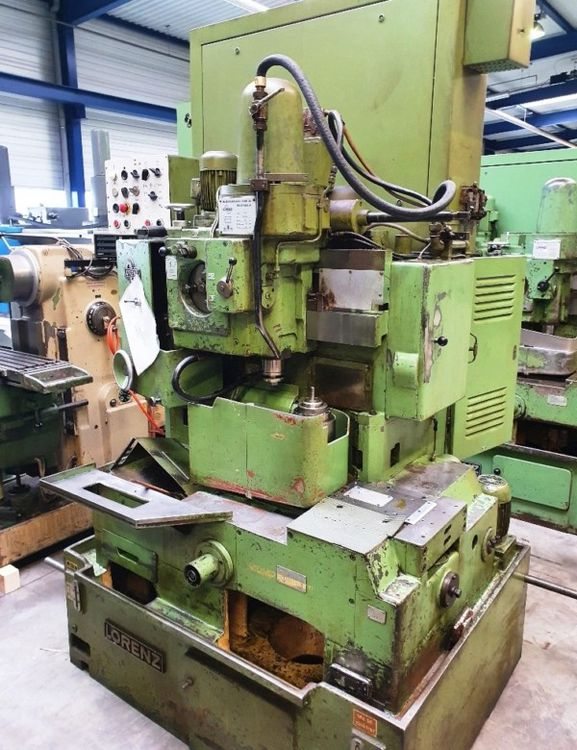 Lorenz SN 4 630 Hub/min Gear Shaping Machine