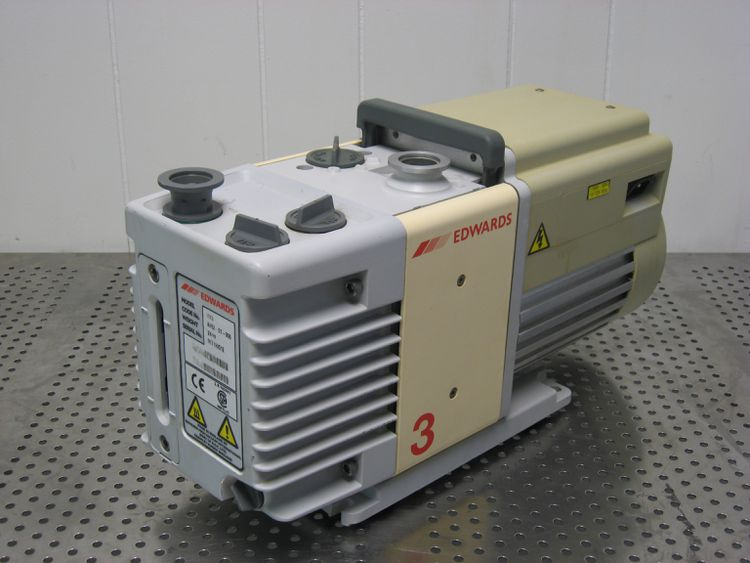 Edwards RV3 Dual Stage Rotary Vane Vacuum Pump