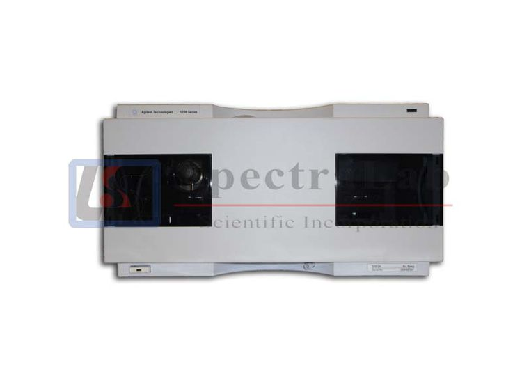 Agilent 1200 Series G1312A Bin Pump