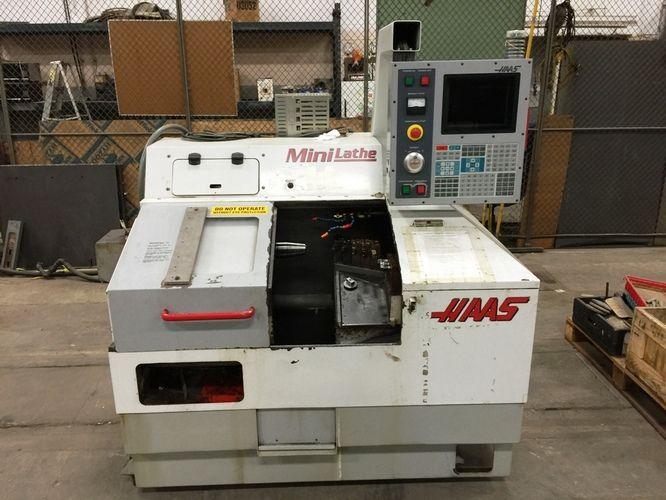 Haas Haas Control 6000 RPM Mini-Lathe 2 Axis