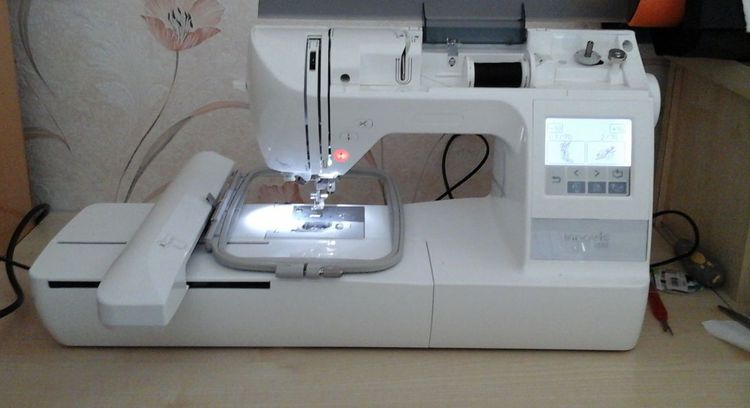 Brother Innovis Sewing, embroidery