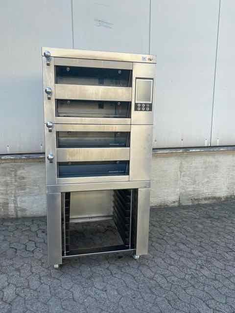 W & P Matadore Store 6.4 Deck Oven