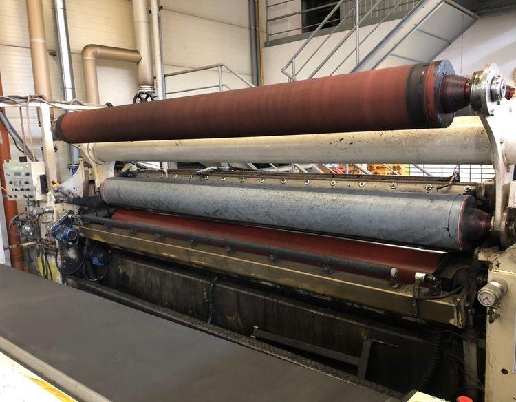 Gemata Topstar Roller coating machine