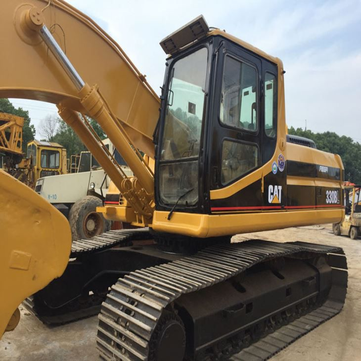 Caterpillar 330BL Crawler excavator