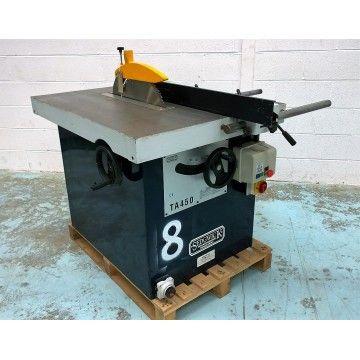Sedgwick TA 450, Rip saw