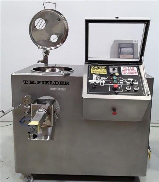 T K Fielder PMA 25  Shear Mixer Granulator