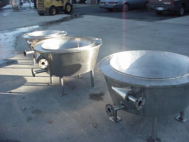 Others JACKETED WOK