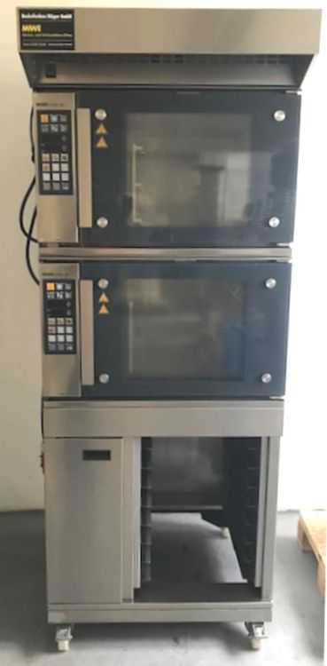 Miwe Cube Air 3.0406 shop oven