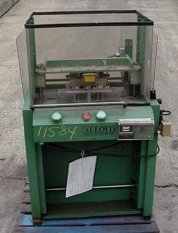 """Alloyd 1669 9"""" x 6"""" Blister Sealer"""