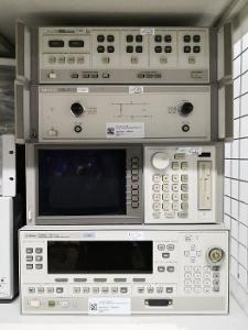 Agilent E8510C Test Equipment