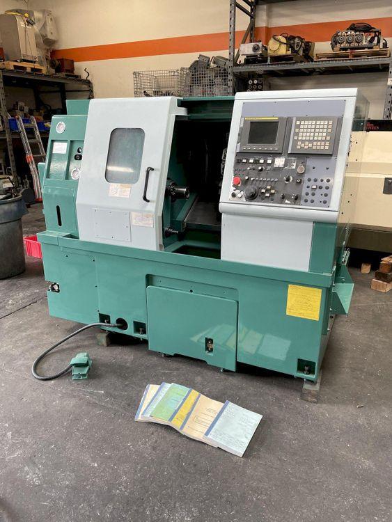 Nakamura Tome Fanuc 21i-T CNC Control 5000 RPM SC-150 2 Axis