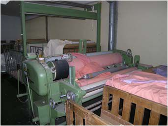 Menzel Measuring winding machine