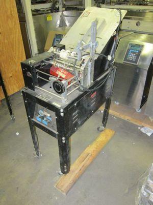 Labelette 90 semi automatic glue labeler