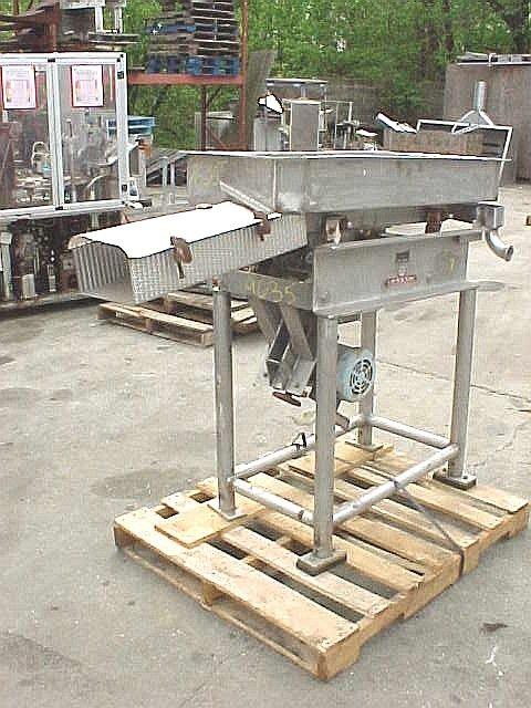 Ajax vibratory dewatering conveyor