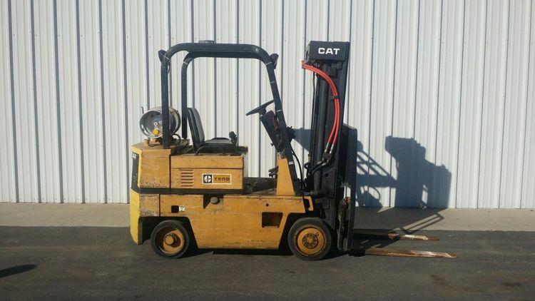 CAT T50B 5000 lb.