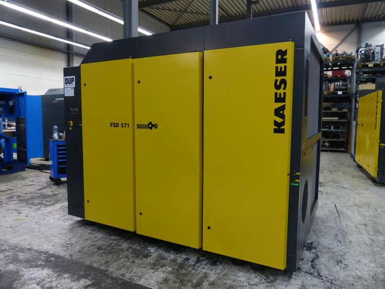 Kaeser FSD571 46.40 m3/min