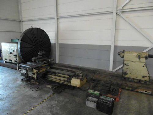 WMW Niles Engine Lathe 71 (18x) DP4000 DP5000