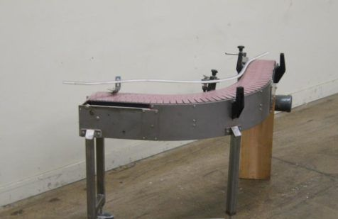 Others Curved 90 Conveyor Table Top