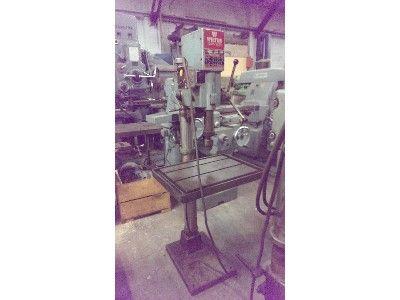 Wilton 20602 Max. 1640 rpm
