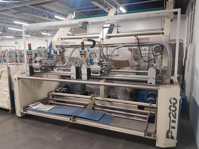 Pugi PTT-200 Sewing machine