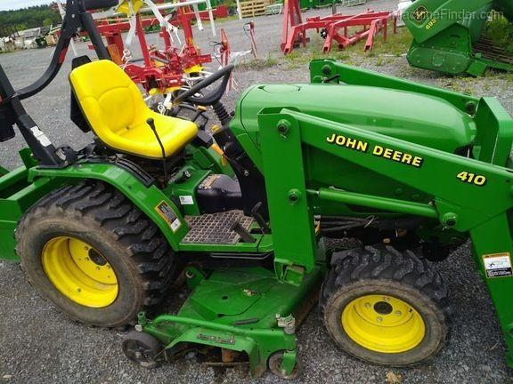 John Deere 4110