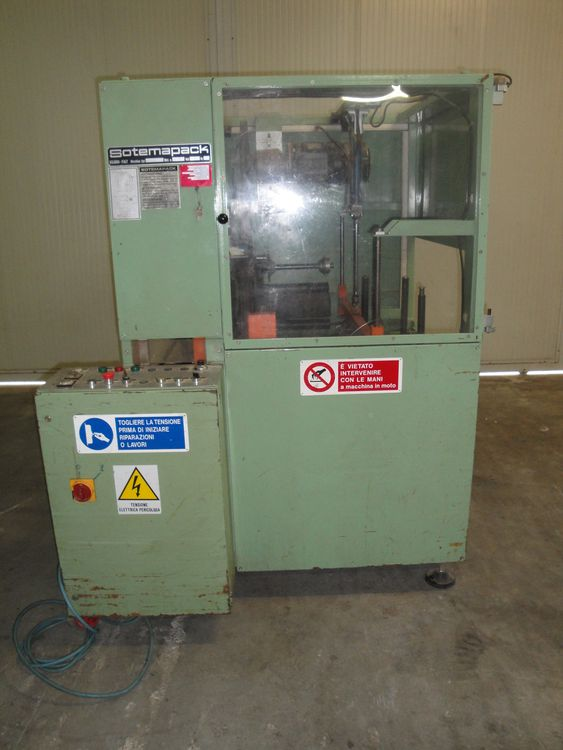 Others PW 400 Wrapping machine for profiles