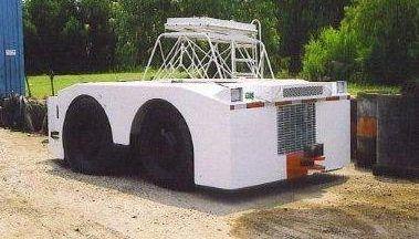 FMC B200, Pushback Tractor