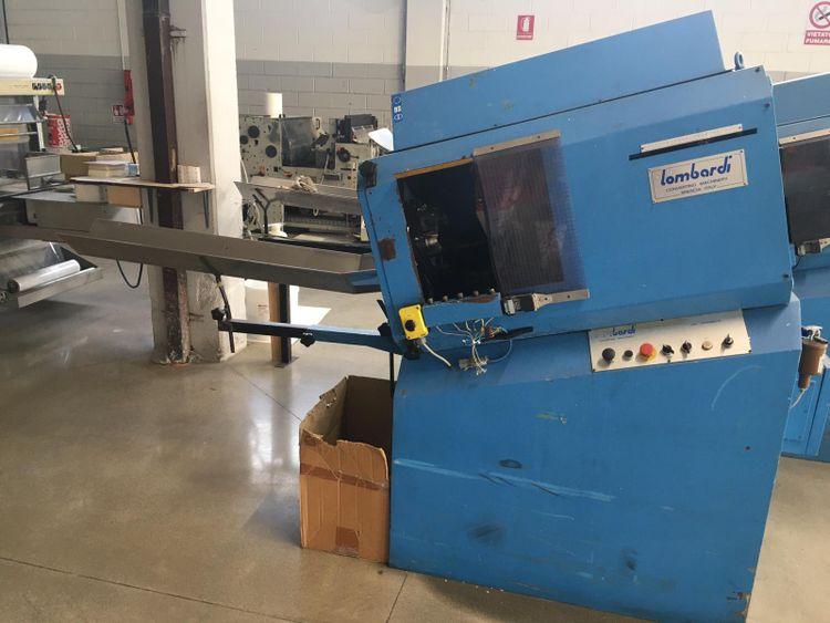 Lombardi LH 330, Hydraulic Label Punch Press