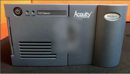 Waters ACQUITY TUV detector