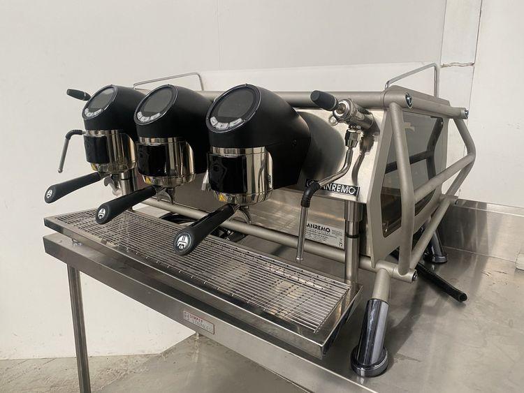 Sanremo CAFE RACER 3 Grp Coffee Machine