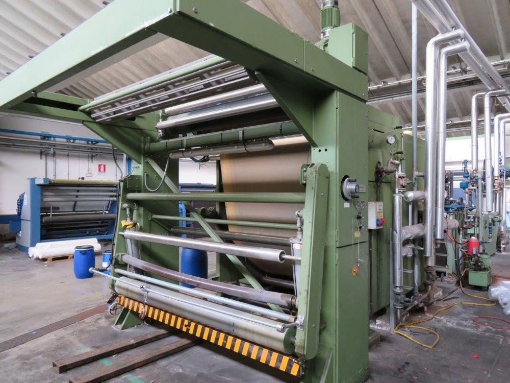 Sperotto rimar SP2000 180 Cm Sanforizing unit