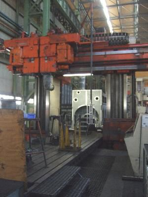 Ingersoll 108 x 120 x 56FT 1972/2001 Variable