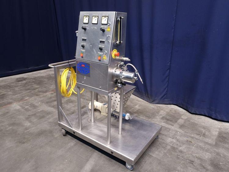 Mondomix Mini Mondo A-05 aerating machine