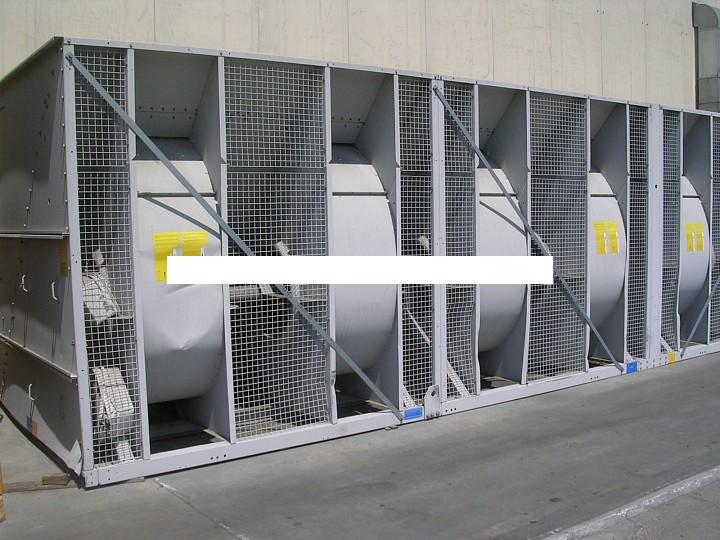 BAC VXC 1249, Evaporative Condenser 4984 kW