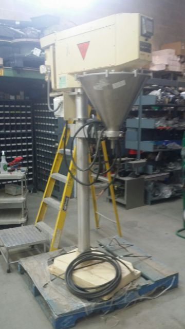 All-Fill B-150, Semi-Automatic Single Head Auger Filler